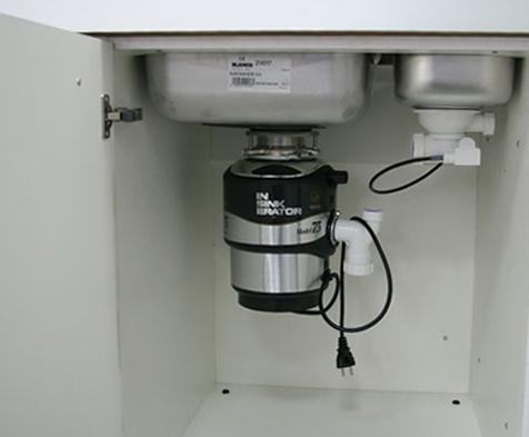 Измельчитель пищевых отходов (диспоузер)
